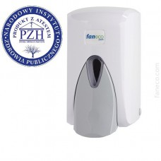 Dozownik mydła w płynie 0,5 l POP z atestem PZH FANECO