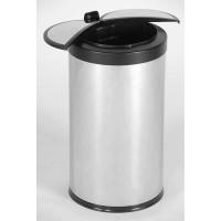 Bezdotykowy automatyczny kosz na śmieci 12 litrów stal
