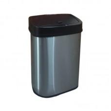 Bezdotykowy automatyczny kosz na śmieci 15 litrów prostokątny