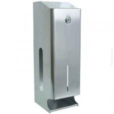 Pojemnik na 3 rolki papieru toaletowego DUO