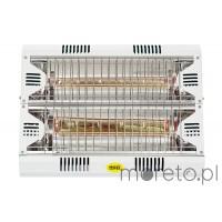 Promiennik Ciepła Hathor 792 Low Glare Biały IP55 4000W